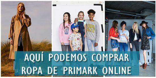 Catalogo online Primark febrero