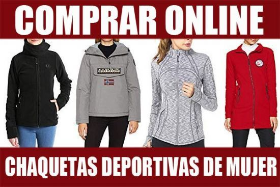 comprar chaquetas deportivas online