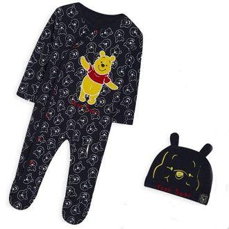 Pijama mono de Winnie Pooh con gorro