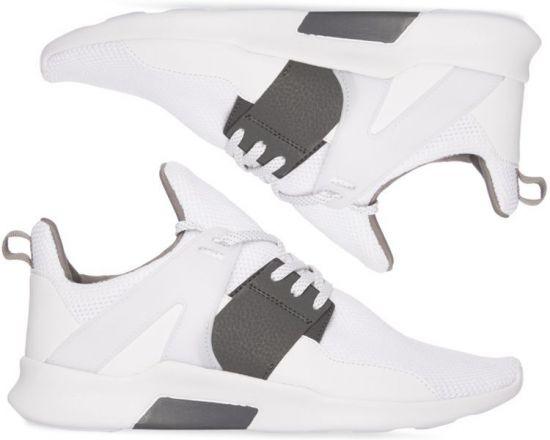 Zapatillas runner blancas de hombre