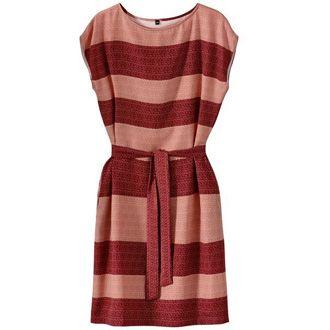 Vestidos rojos de algodón