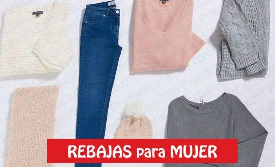 rebajas de invierno en ropa para mujer