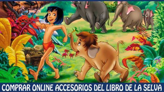 Libro de la Selva comprar online