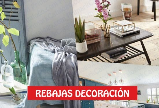 rebajas decoracion interiores