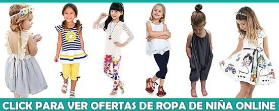 comprar ropa online de niña