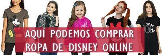 ofertas de ropa Disney