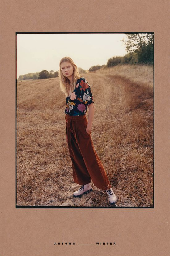 pantalones blusa bufanda botas para mujer primark