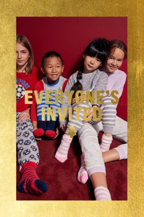 pijama de niños y niñas primark