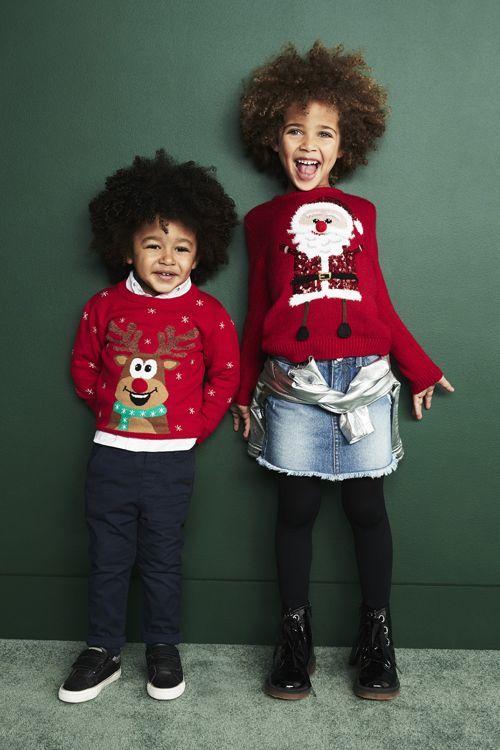 ropa navideña niños primark