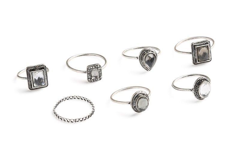 primark anillos mujer coleccion