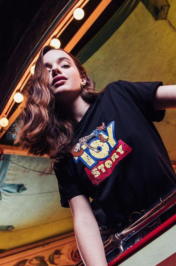 camiseta de toy story mujer primark catalogo