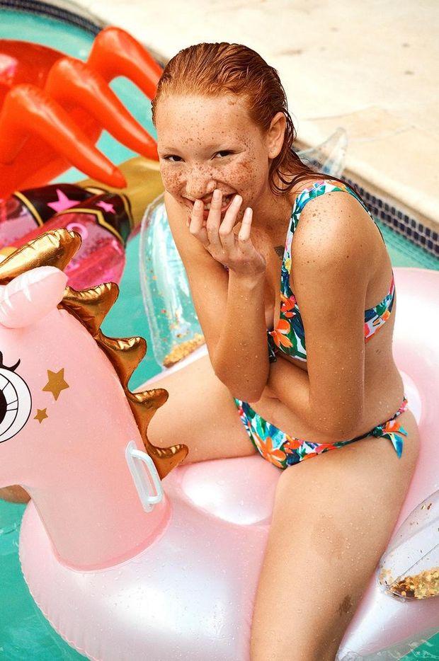 flotador de unicornio mujer primark catalogo