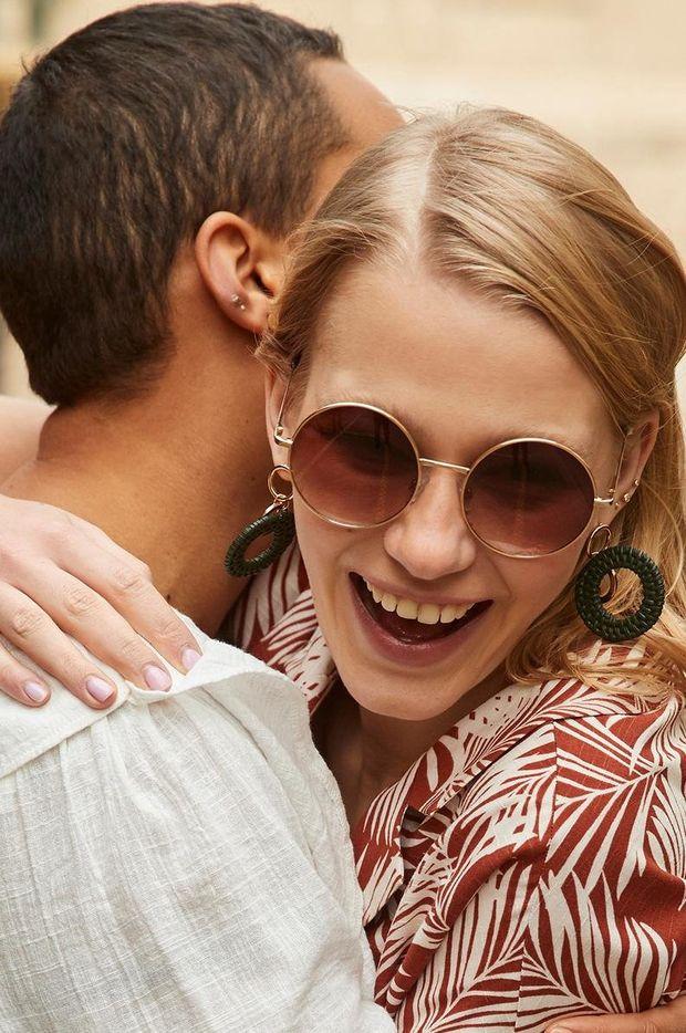 gafas de sol redondas primark de mujer