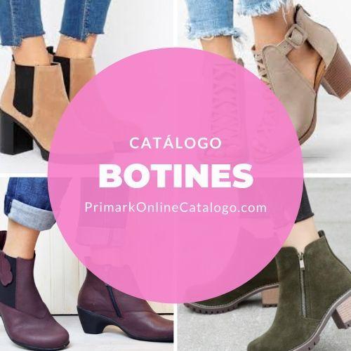 botines mujer primark catalogo online