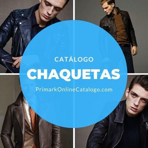 catalogo online chaquetas hombre primark