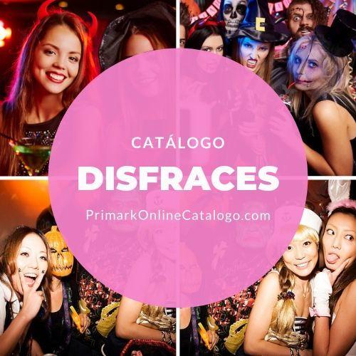 catalogo online disfraces primark mujer