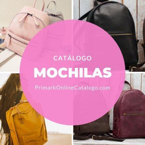 catalogo online mochilas primark mujer