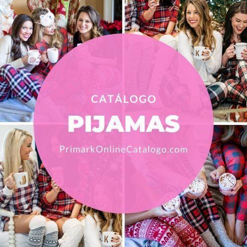 catalogo online pijamas primark mujer