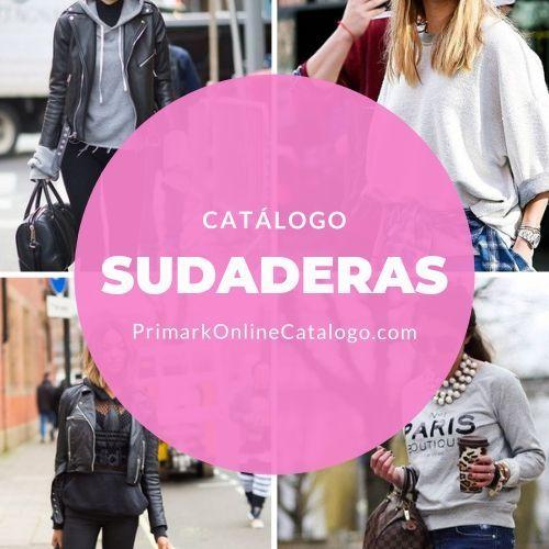 catalogo online sudaderas primark mujer