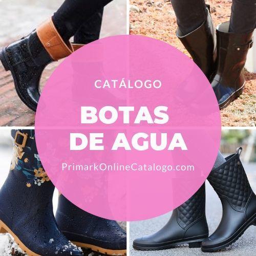 catalogo primark botas de agua online