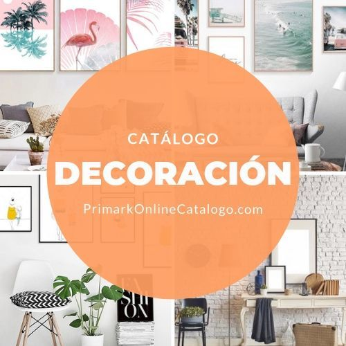 catalogo primark online decoracion
