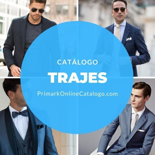 catalogo primark online trajes hombre