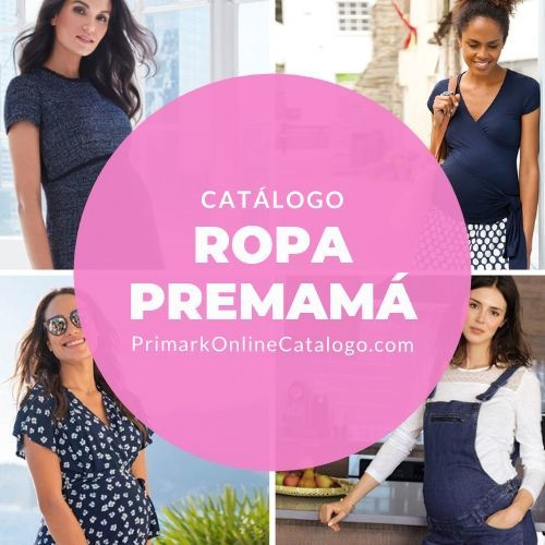 catalogo ropa premama primark online