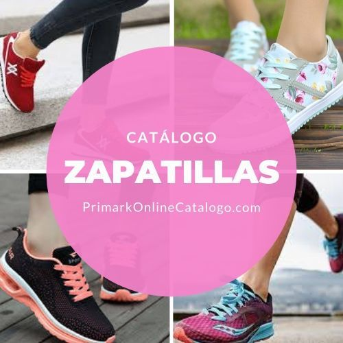 catalogo zapatillas primark online mujer