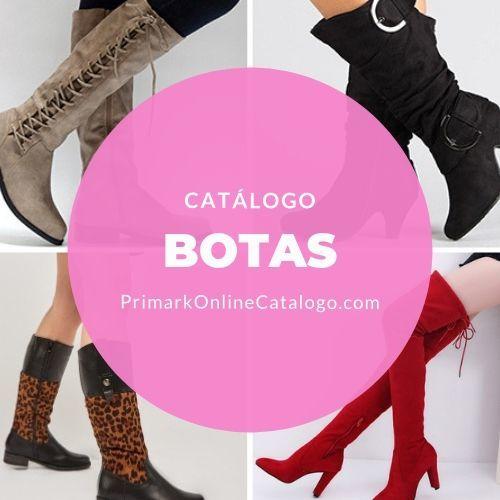 primark catalogo botas online mujer