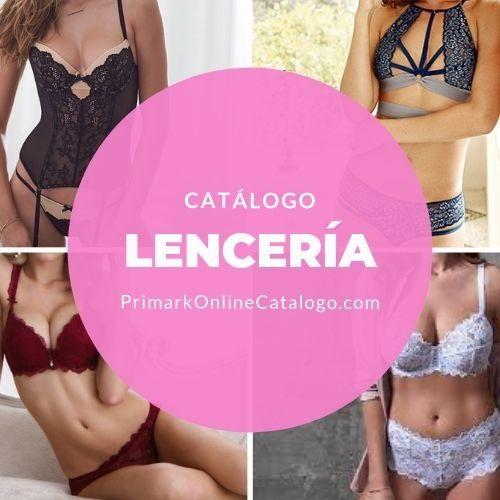 catalogo lenceria primark online
