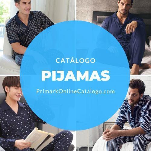 primark catalogo online pijamas hombre