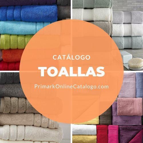 primark catalogo online toallas primark