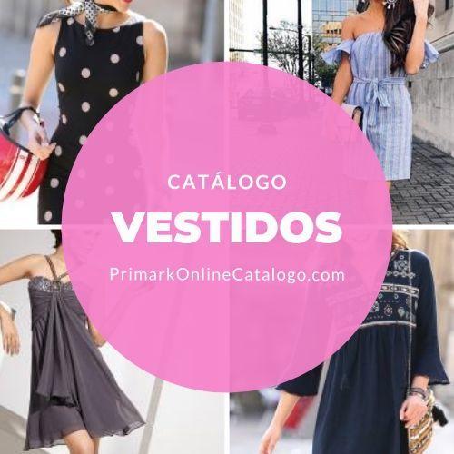 primark catalogo online vestidos mujer