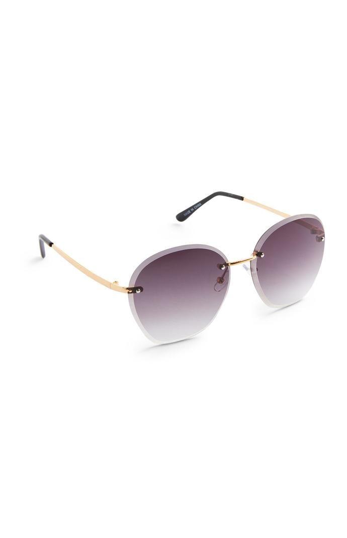 Gafas de sol Primark metálicas efecto espejo