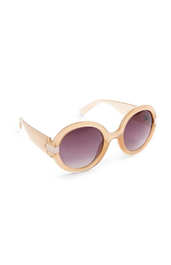 Gafas de sol Primark redondas rosas