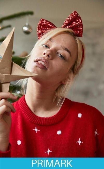 Cambia y comparte tu jersey navideño en Primark