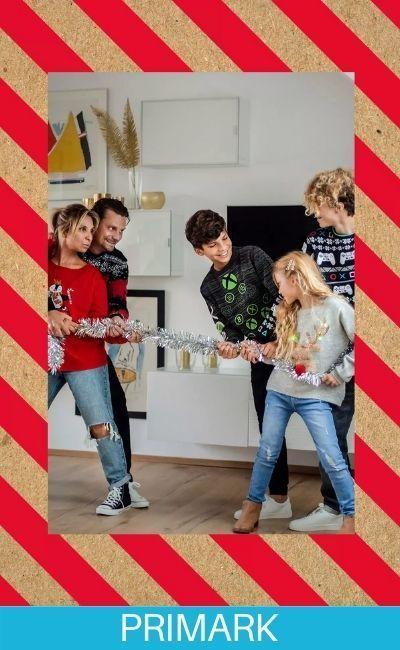 familia Los mejores Jerséis navideños a partir de 16 €