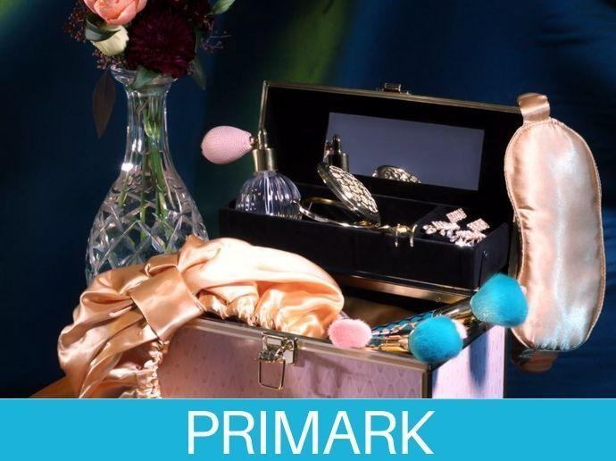 Kit de maquillaje para fiestas en Primark