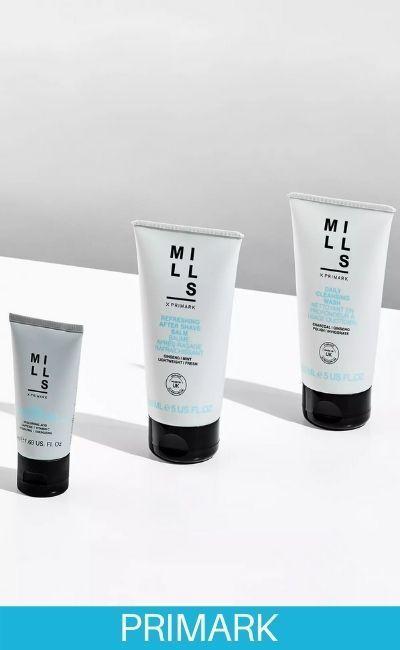 Limpiador facial Joe Mills X Primark