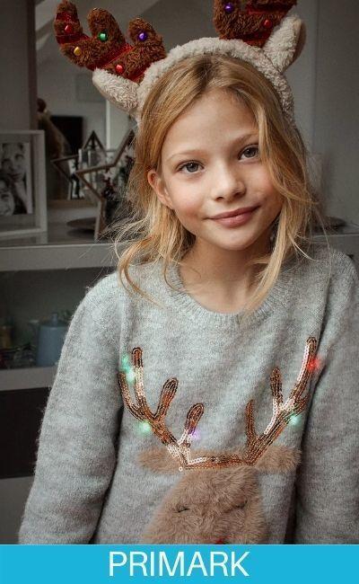 Los mejores Jerséis navideños de reno Primark