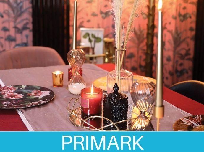 Una mesa con mucho estilo Primark