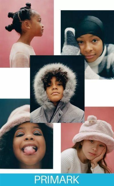 Moda en Basicos infantiles de Primark