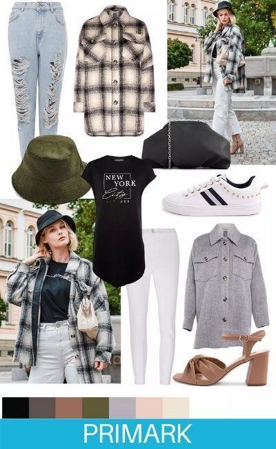 modelos de prendas abrigadas Primark