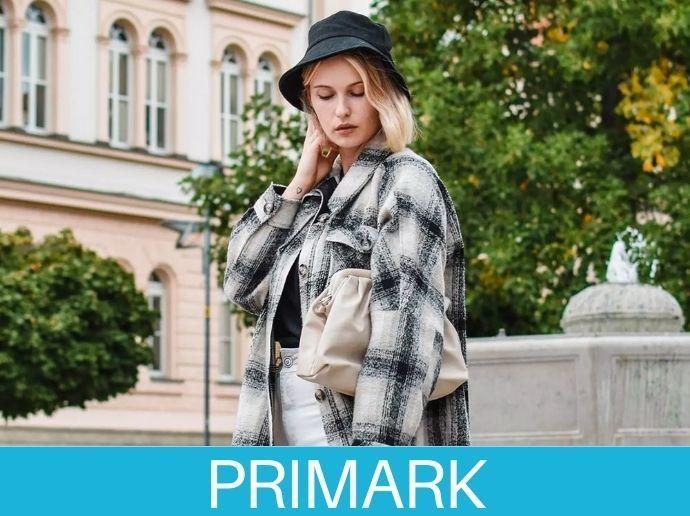 Mujer chaquetas camisas en ofertas primark