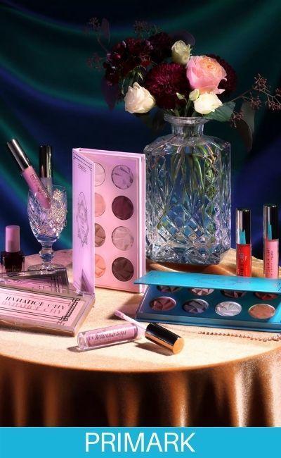 Paletas de maquillaje para fiestas en Primark