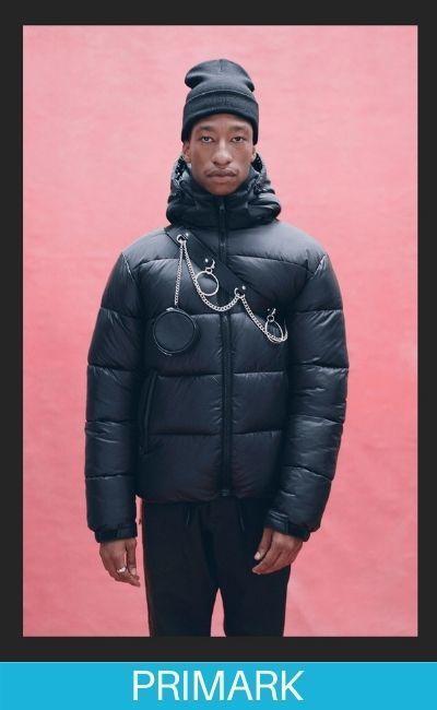 Plumifero en Temporada de moda muy sofisticada primark