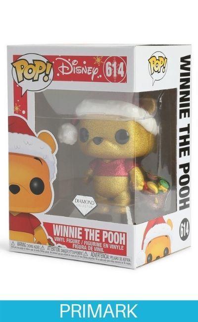 Funko exclusivo de Winnie the Pooh Primark
