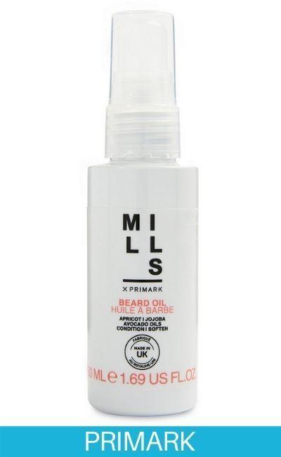 Aceite acondicionador para barba Joe Mills de 50 ml