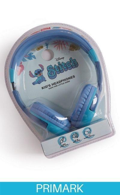 Auriculares infantiles de Stitch Primark