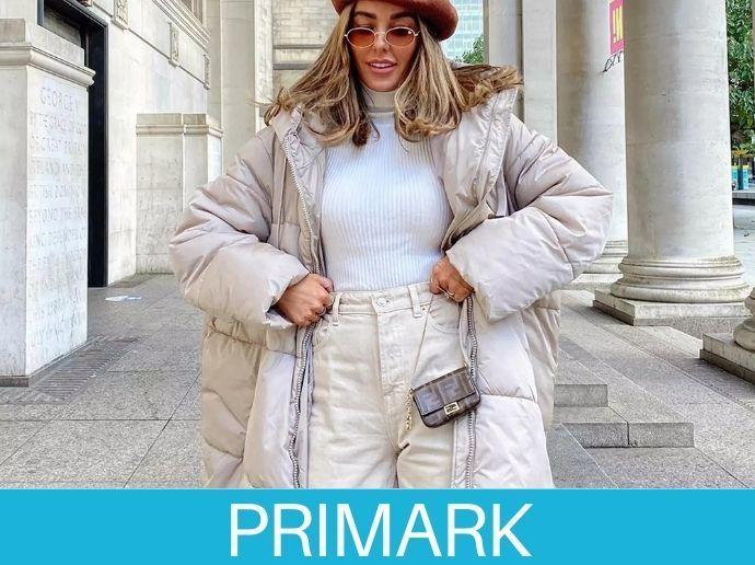Chaquetas para el frio Primark